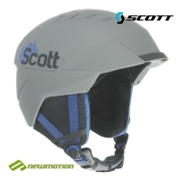 Scott bukósisak COULTER storm grey/blue matt