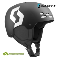 Scott bukósisak SCREAM  244504 black matt