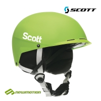Scott bukósisak TROUBLE lime green
