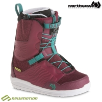 Northwave snowboard bakancs DAHLIA SL purple red