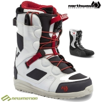 Northwave snowboard bakancs LEGEND SL white-grey-red
