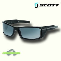 Scott napszemüveg CORD black glossy-grey polarized