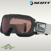 Scott sí-, és snowboard szemüveg JEWEL IN ACS black/light amplifiere