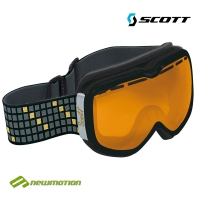 Scott női-, és snowboard szemüveg Aura black - light amplifier