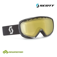 Scott sí-, és snowboard szemüveg DANA black - light sensitive bronze chrom lencsével