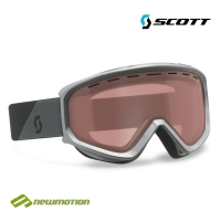 Scott sí,- és snowboard szemüveg FACT iron grey -light amplifier