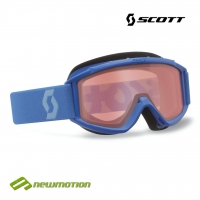 Scott sí-, és snowboard szemüveg JR HOOK UP blue light amplifier