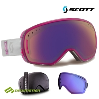 Scott sí-, és snowboard szemüveg LCG grey-pink/purple chrome