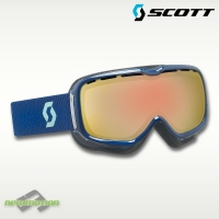 Scott sí-, és snowboard szemüveg AURA evening blue/light sensitive