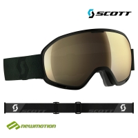 Scott sí-, és snowboard szemüveg UNLIMITED II. OTG black- grey - light sensitive lencsével 267611